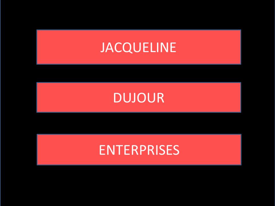 www.jacquelinedujour.com